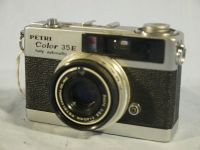'  35E ' Petri Color 35E Vintage Camera £14.99